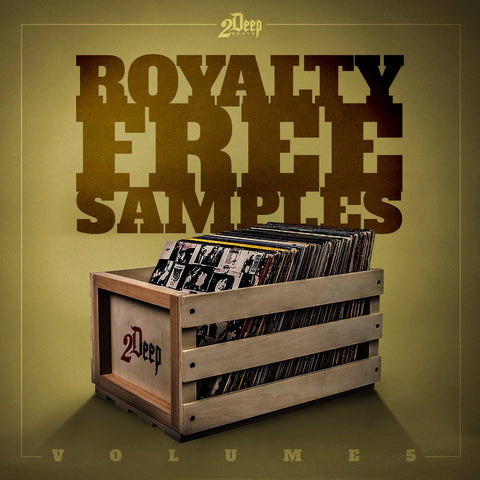 Royalty Free Samples Vol.5 - Sample Loops