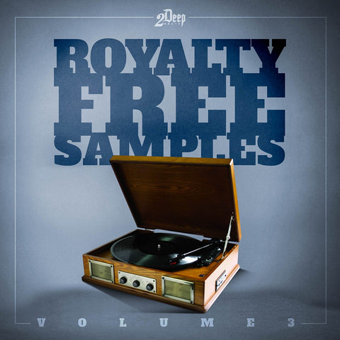 Royalty Free Samples Vol.3 - Instrumentals + Tracklines