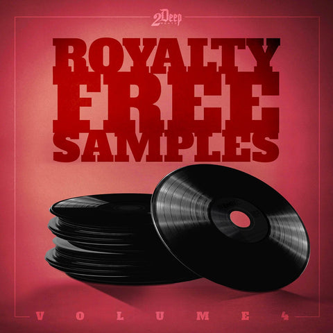 Royalty Free Samples Vol.4 - Rock, Horror, Film Score & Classical
