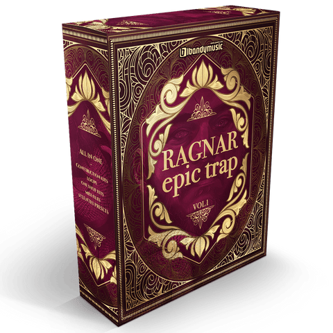 Ragnar: Epic Trap - Loops, Drum One-Shots & Presets