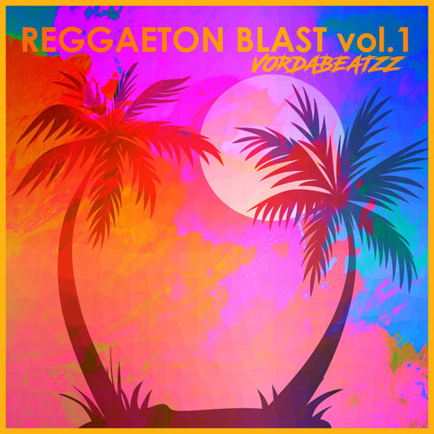 Reggaeton Blast Vol.1 - Construction Kits