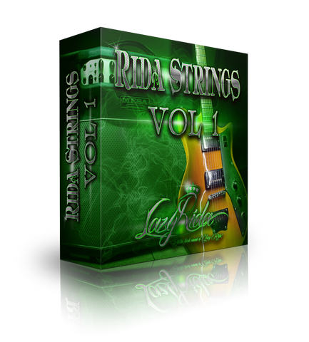 Rida Strings (Electric Guitar Loops)