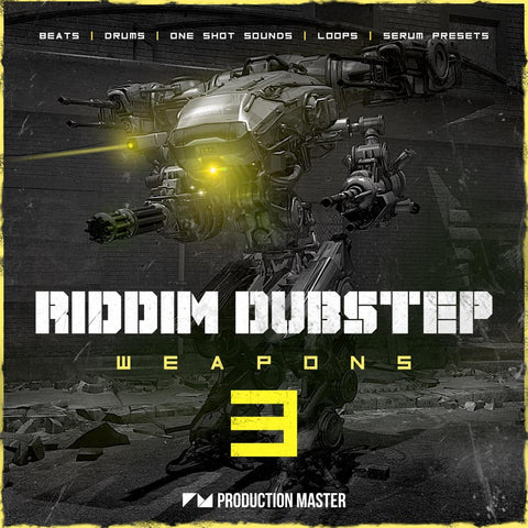 Riddim Dubstep Weapons 3