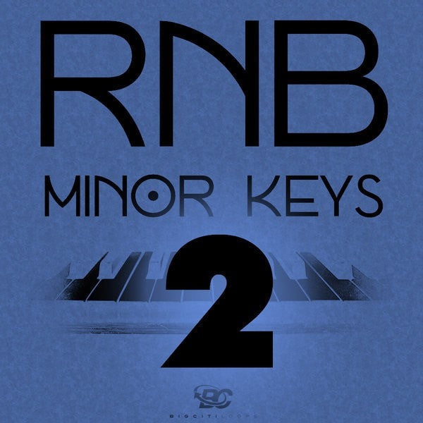 RnB Minor Keys 2