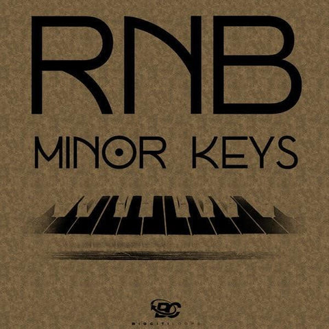 RnB Minor Keys (Trey Songz Type Beats)