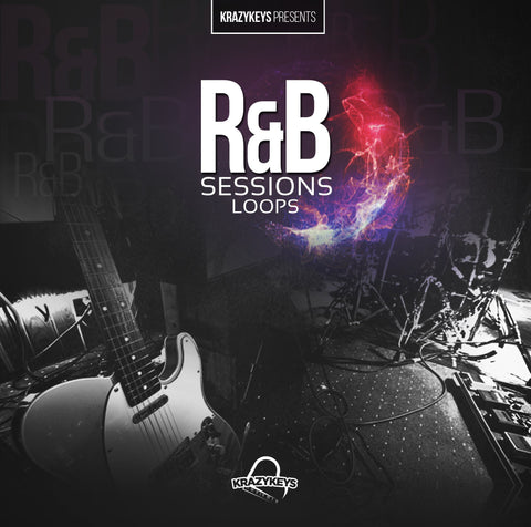 R&B Sessions (Loop & MIDI Pack) - Over 100 Audio Files