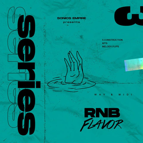 RnB Flavor - R&B Loops & MIDI