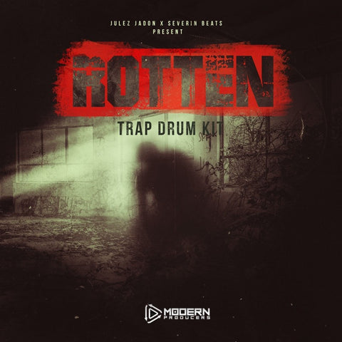 Rotten Trap Drum Kit