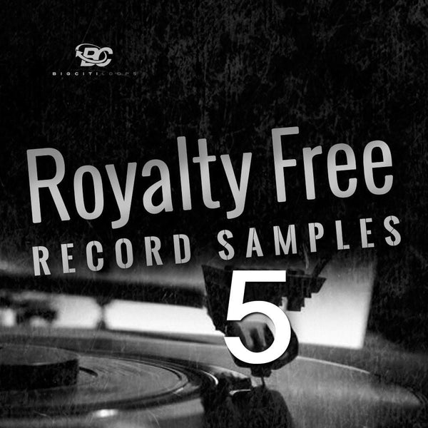 Royalty-Free Record Samples 5