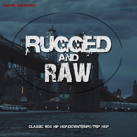 Rugged And Raw (Classic 90s Hip Hop)