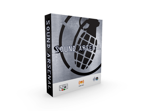 Sound Arsenal VST - Hip Hop Producer Toolkit