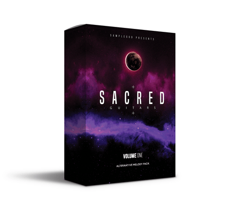 SACRED GUITARS - 40 Guitar Compositions