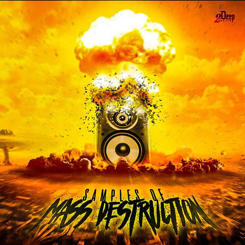 Samples Of Mass Destruction - Royalty-Free Sample Library