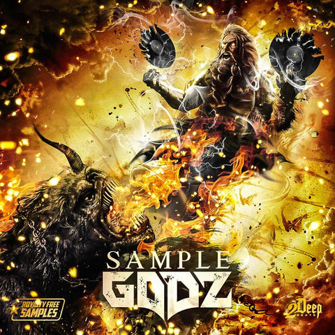Sample Godz - Epic Movie Samples 100% Royalty-Free