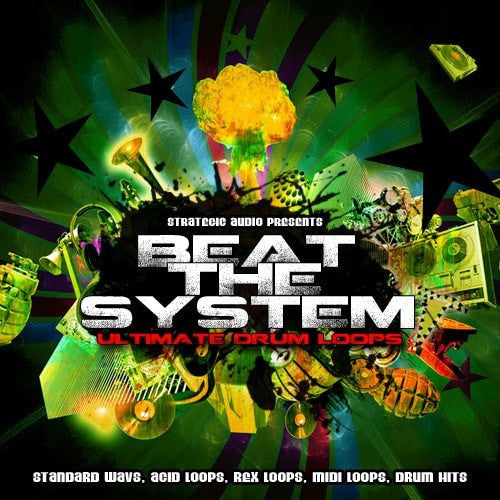 Beat The System Ultimate Drum Loops