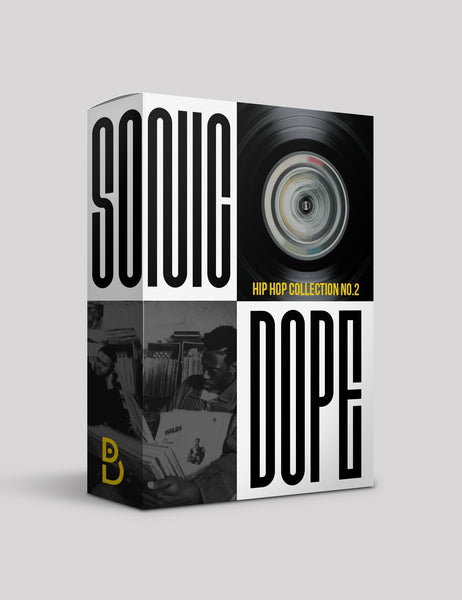 Sonic Dope: Hip Hop Collection 2