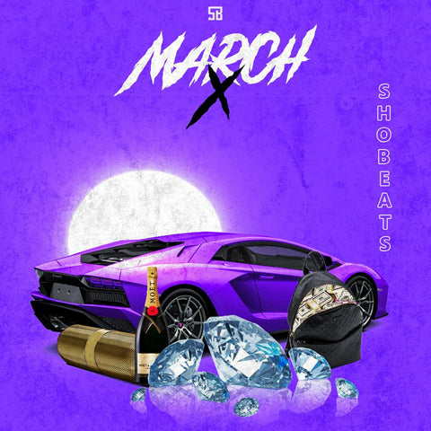 MARCH X - Trap Sound Kit