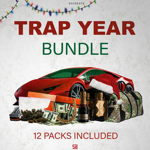 TRAP YEAR BUNDLE - 12 Kit Bundle