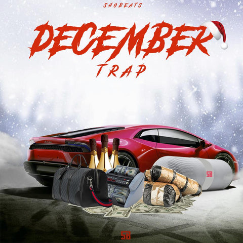 DECEMBER TRAP - Trap Beats Kit