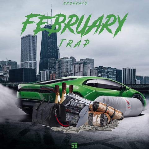 FEBRUARY TRAP - Hard Trap Kits