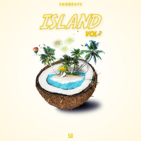 ISLAND Vol.2 - Reggaeton & Afro Trap Kits