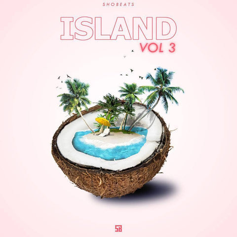 ISLAND Vol.3 - Reggaeton & Afro Trap Kits