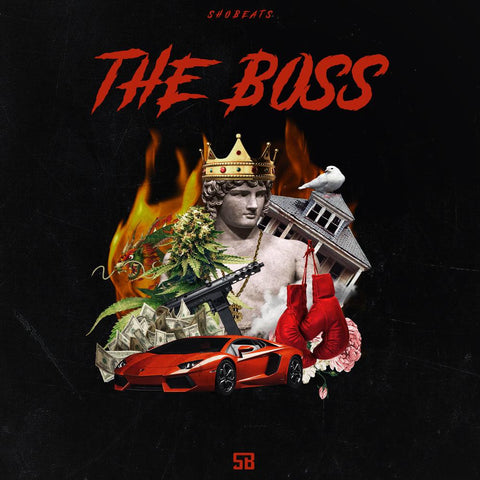 THE BOSS - Beat Kits, WAV One-Shots & Presets