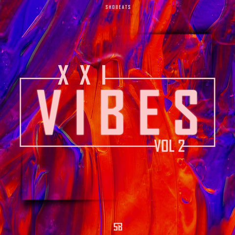 XXI Vibes Vol.2 - Loops + MIDI + Drums