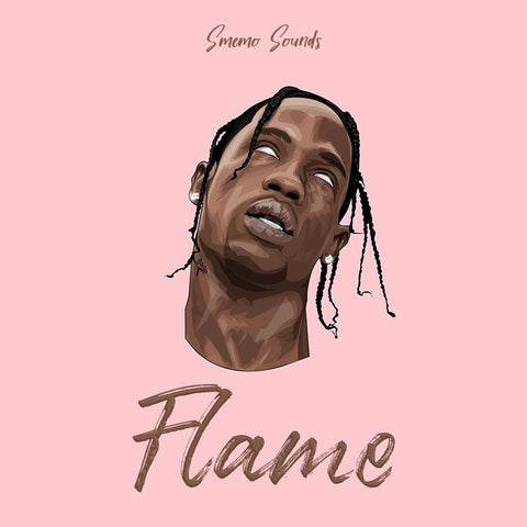 FLAME - Travis Scott Type Beats