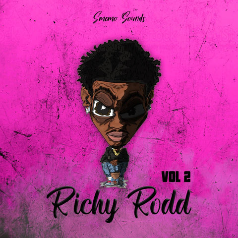 Richy Rodd Vol.2 - Beat Kits