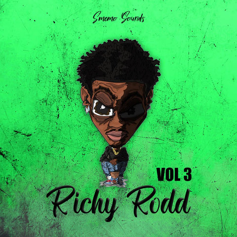 Richy Rodd Vol.3 - Roddy Ricch Beats