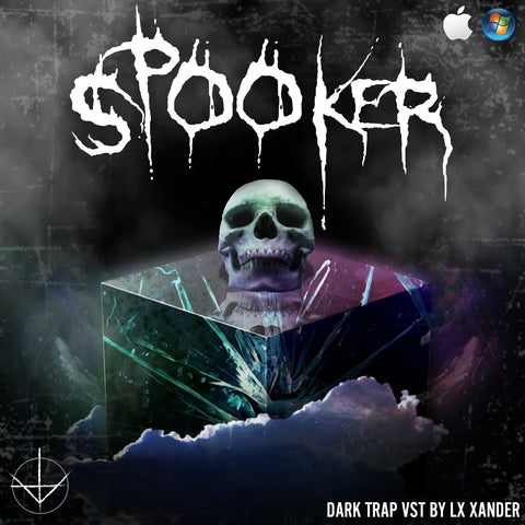 Spooker VST - Hip Hop/Trap VSTi for PC & Mac