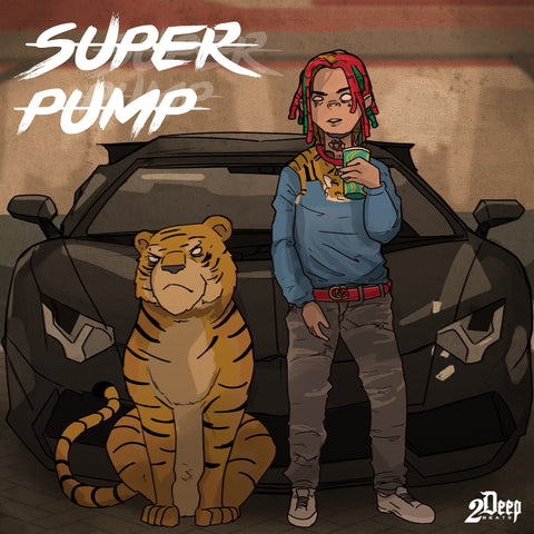 Super Pump - Lil Pump Type Beats