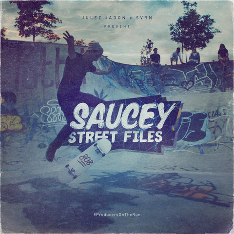 Saucey Street Files - Drum Kit