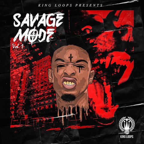 Savage Mode Vol.1 - 21 Savage Type Beats