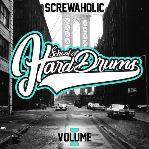 School Of Hard Drums Vol.1 - Hip Hop Drums