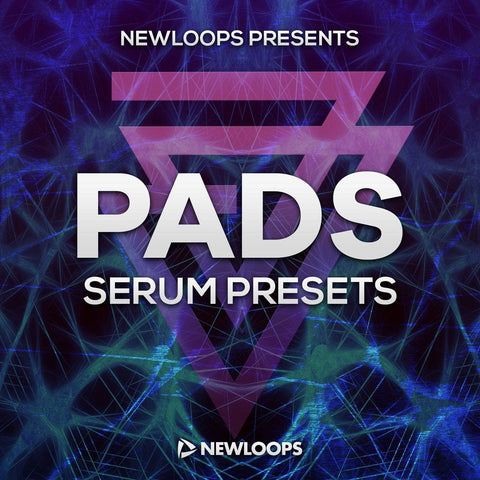 Serum Pads - 64 Pad Presets for Xfer Serum