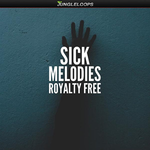 Sick Melodies - 50 WAV Melody Loops