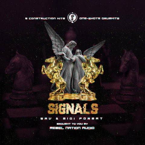 Signals - Trap & Hip Hop Construction Kits