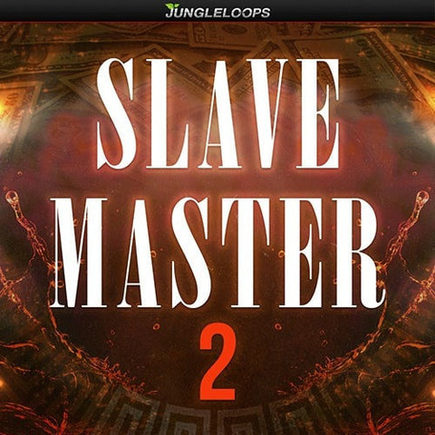 Slave Master Vol.2 (Trap Loops)