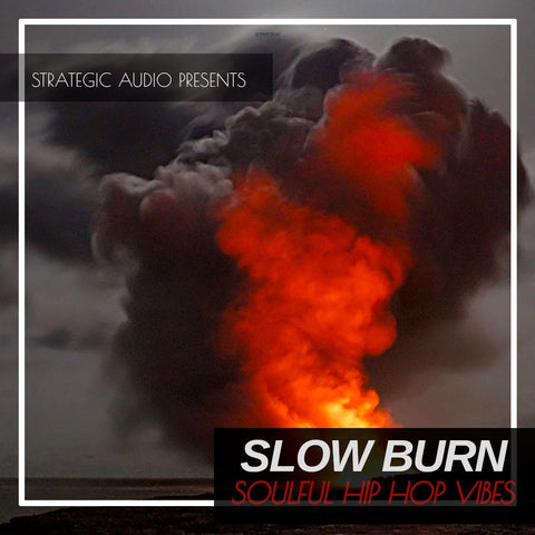 Slow Burn: Soulful Hip Hop - Sample Pack