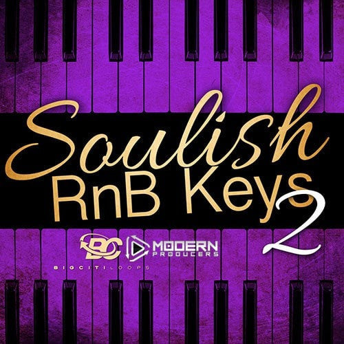 Soulish RnB Keys 2