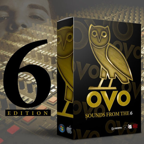 OVO Sounds From The 6 (Drum Kit)