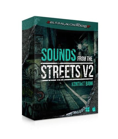 Sounds From The Streets Drum Bank Vol.2