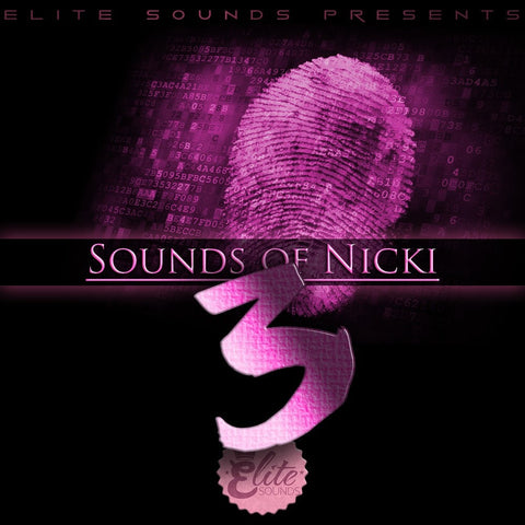 Sounds Of Nicki 3 - Construction Kit with Nicki Minaj Type Beats
