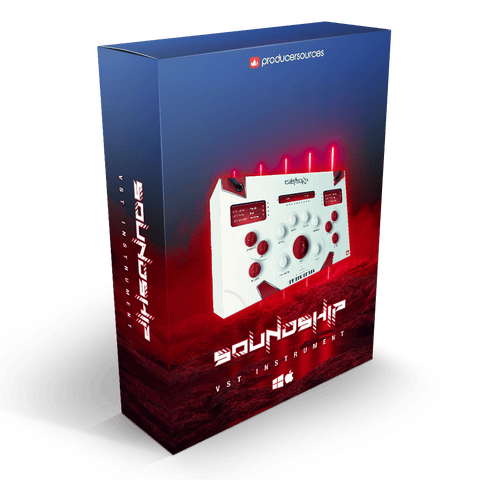 Soundship VST - 210 Preset Library