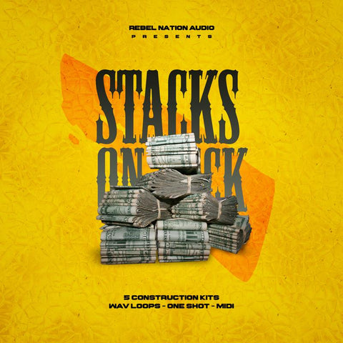 Stacks On Deck - Trap Beat Loops in WAV & MIDI