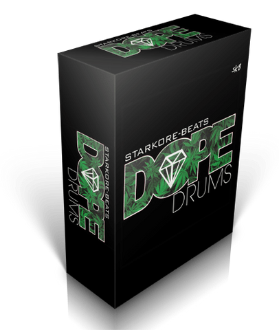 Dope Drums (Producer Toolbox)