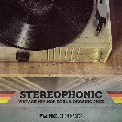 Stereophonic: Hip Hop Soul & Organic Jazz Sessions