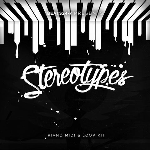 Stereotypes (Piano Loops) - 25 Piano Melodies